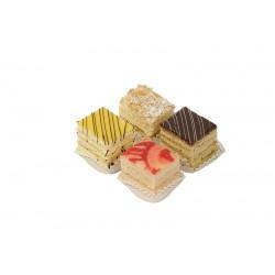 Mini Boterroom Gebakjes...
